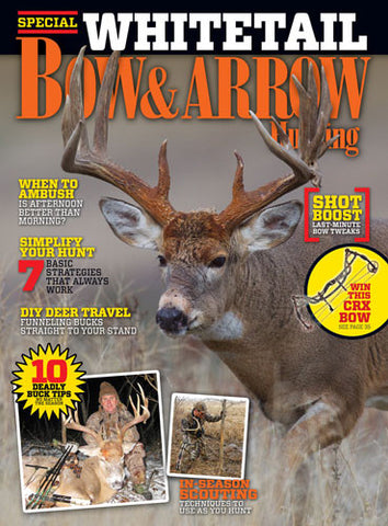 Bow & Arrow Hunting November 2011