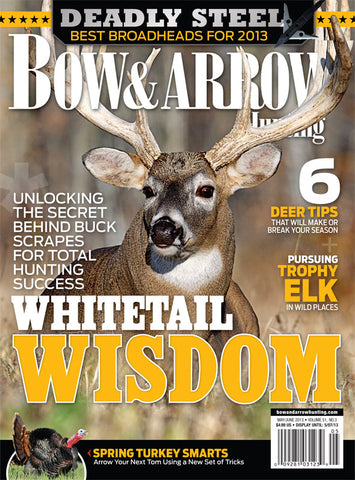 Bow & Arrow Hunting May 2013