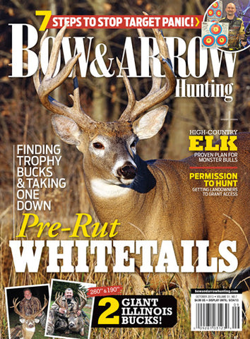 Bow & Arrow Hunting October 2013