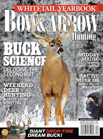 Bow & Arrow Hunting December 2013