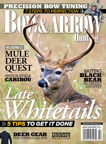 Bow & Arrow Hunting Jan/Feb 2014