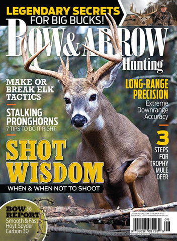 Bow & Arrow Hunting Jul/Aug 2014