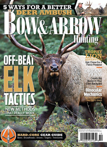 Bow & Arrow Hunting Sep/Oct 2014