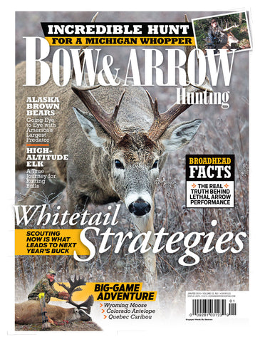 Bow & Arrow Hunting Jan/Feb 2015