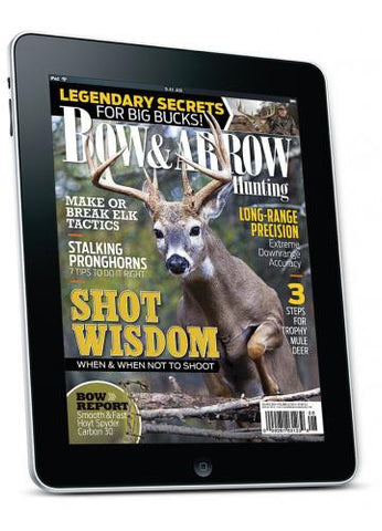 Bow & Arrow Hunting Jul/Aug 2014 Digital