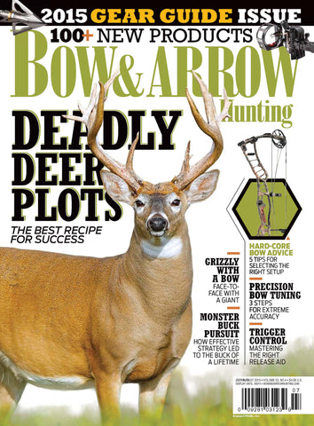 Bow & Arrow Hunting Jul/Aug 2015