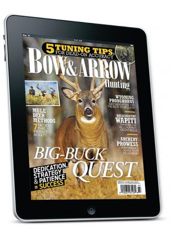 Bow & Arrow Hunting Mar/Apr 2015 Digital
