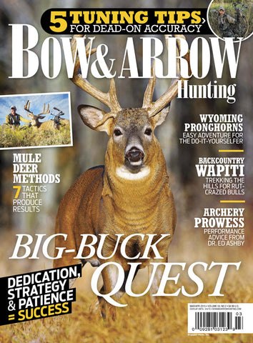 Bow & Arrow Hunting Mar/Apr 2015