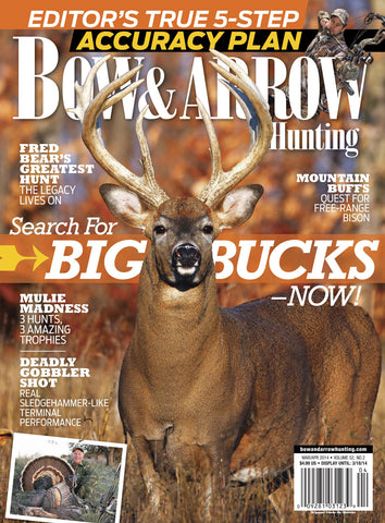Bow & Arrow Hunting Mar/Apr 2014