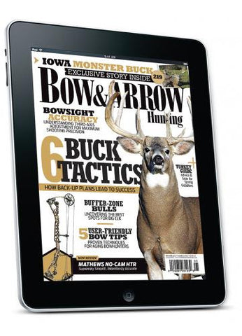 Bow & Arrow Hunting May/Jun 2015 Digital