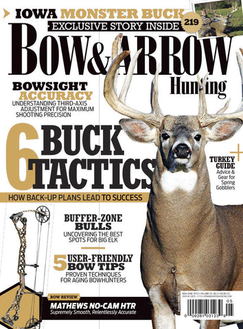 Bow & Arrow Hunting May/Jun 2015