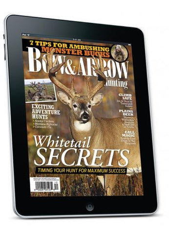 Bow & Arrow Hunting Nov/Dec 2014 Digital