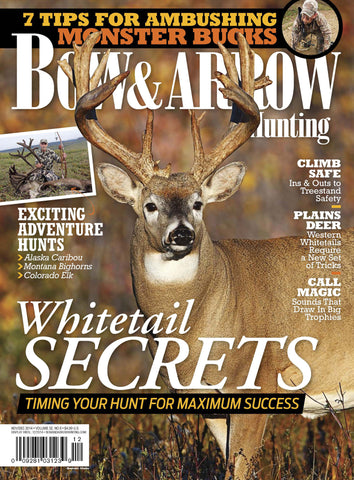 Bow & Arrow Hunting Nov/Dec 2014