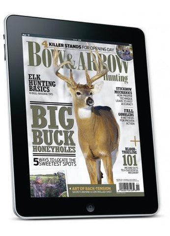Bow & Arrow Hunting Nov/Dec 2015 Digital