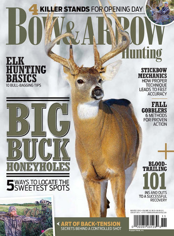 Bow & Arrow Hunting Nov/Dec 2015