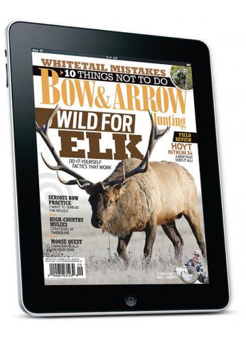 Bow & Arrow Hunting Sept/Oct 2015 Digital
