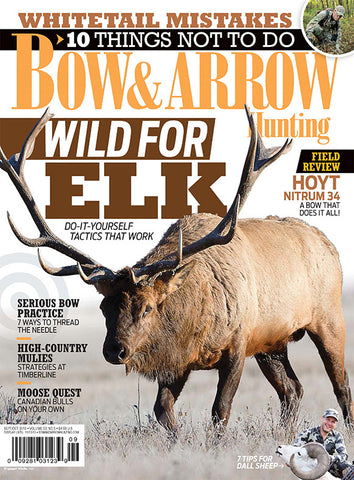 Bow & Arrow Hunting Sept/Oct 2015