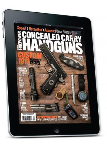 Conceal Carry Handguns Fall-2016 Digital