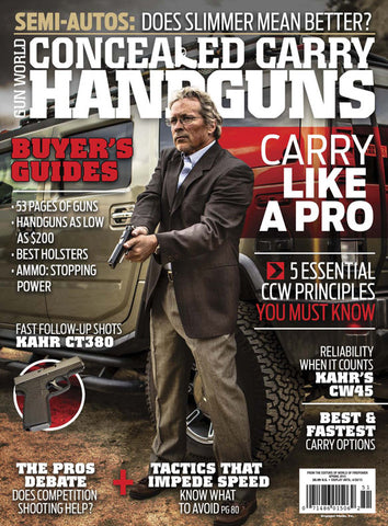 Conceal Carry Handguns Spring 2015