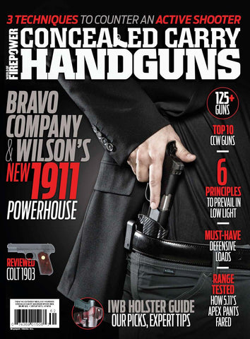 Conceal Carry Handguns Spring 2016