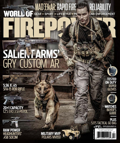 World of Firepower Jul/Aug 2015
