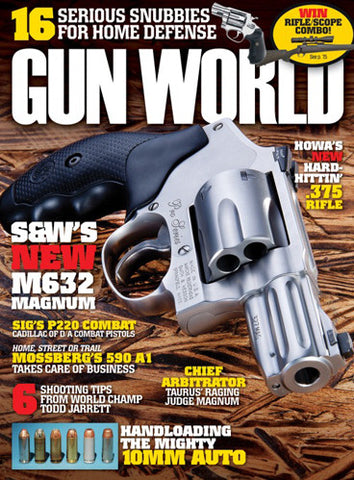 Gun World Conceal Carry Hand Guns
