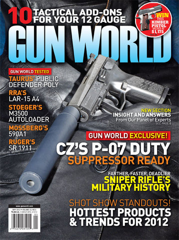 Gun World May 2012