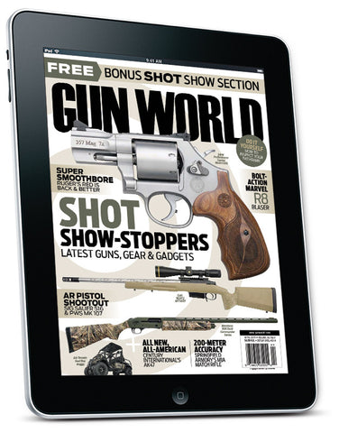 Gun World April 2014 Digital