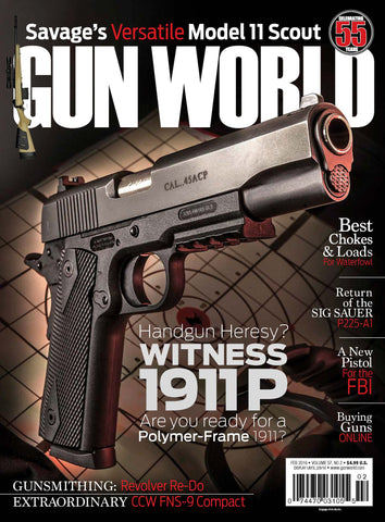 Gun World FEB 2016