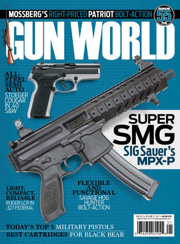 Gun World Jan 2016