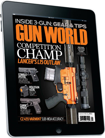 Gun World July 2016 Digital