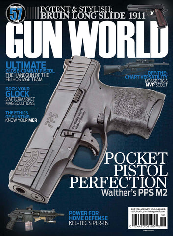 Gun World June 2016