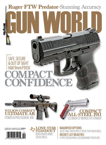 Gun World Oct 2015