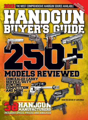 Gun World Buyers Guide 2011/12