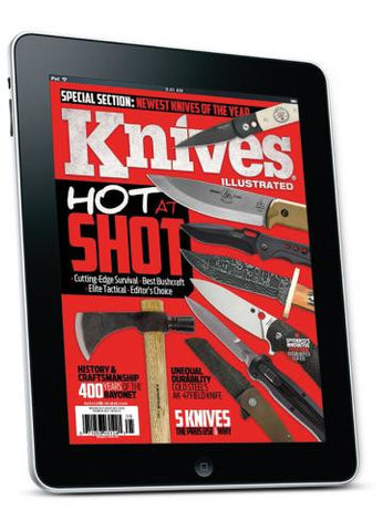 Knives May 2016 Digital