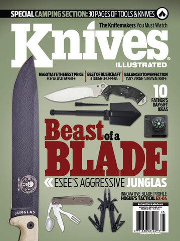 Knives Illustrated May/June 2014