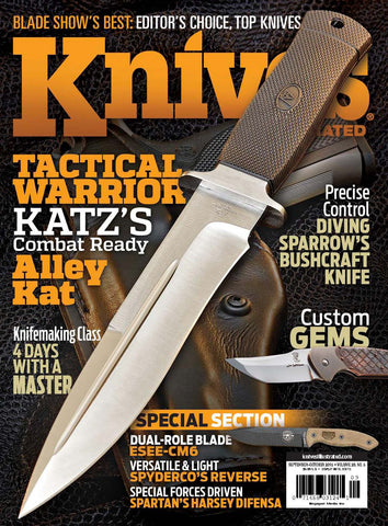 Knives Illustrated Sep/Oct 2015