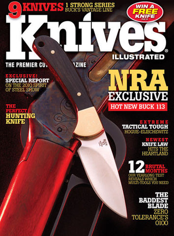 Knives Illustrated April 2011