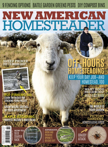 New American Homesteader Spring 2015