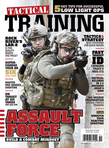 Tactical Training Spring 2015