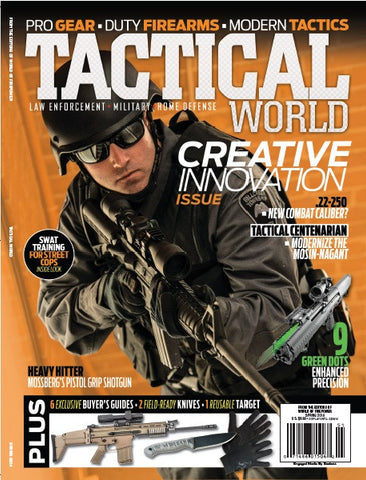Tactical World Spring 2014