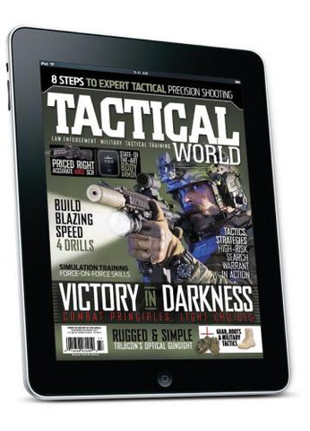 Tactical World Nov/Dec 2014 Digital