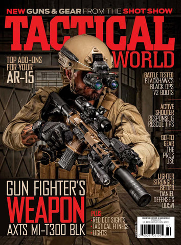 Tactical World Spring 2016
