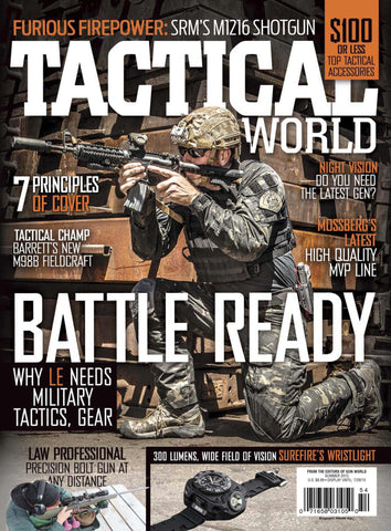 Tactical World Summer- 2015