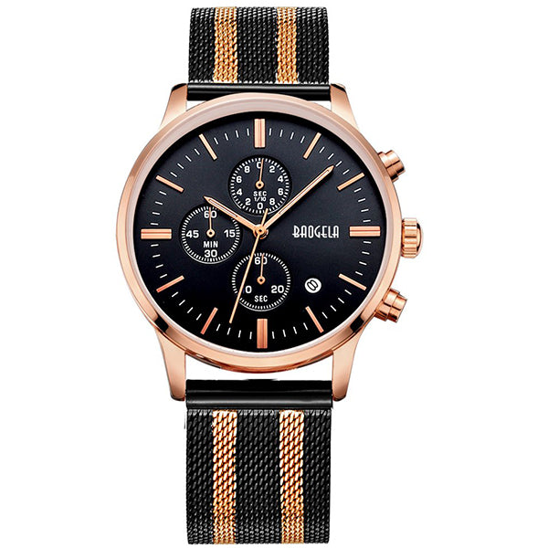Stelvio - Rose Gold Two-Tone
