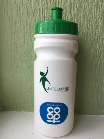 Lincolnshire Cricket Water Bottle