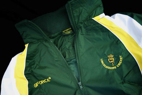 Green County Tracksuit Top