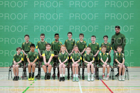 County Boys Squad Photographs 2019