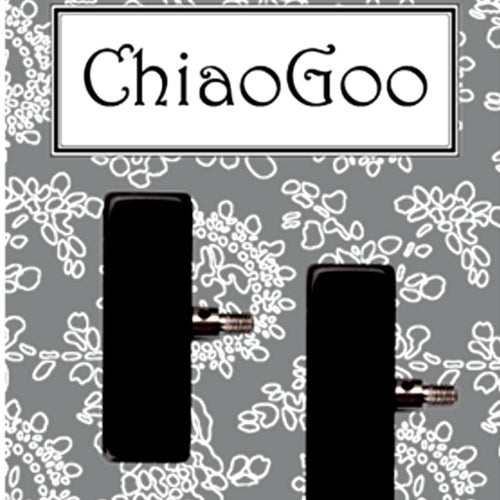 ChiaoGoo End Stoppers - Natural Fibre Arts