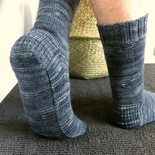 Comfy Sock Pattern - Natural Fibre Arts